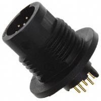 TE Connectivity AMP Connectors - 1445720-1 - CONN RCPT CPC 7POS PANEL SLDTAIL