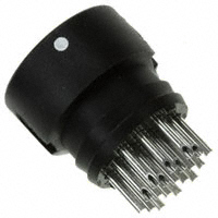TE Connectivity AMP Connectors - 1445757-1 - CONN RCPT CPC 19POS FREE SLD CUP
