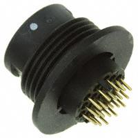 TE Connectivity AMP Connectors - 1445778-1 - CONN RCPT CPC 19POS PANL SLDTAIL