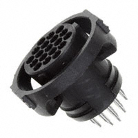TE Connectivity AMP Connectors - 1445782-1 - CONN PLUG CPC 19POS SOLDER CUP