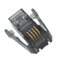 TE Connectivity AMP Connectors - 1-520424-1 - CONN PLUG 4POS SDL 24-26AWG RND