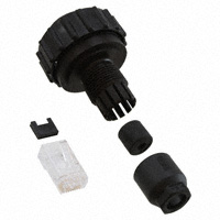 TE Connectivity AMP Connectors - 1546876-1 - CONN MOD PLUG 8P8C UNSHIELDED