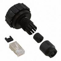 TE Connectivity AMP Connectors - 1546907-1 - CONN MOD PLUG 8P8C SHIELDED