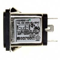 TE Connectivity Corcom Filters - 2-6609987-4 - PWR ENT RCPT IEC320-C14 PANEL QC