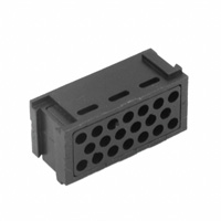 TE Connectivity AMP Connectors - 1648463-1 - CONN PWR PLUG 20POS CONT SIZE 20