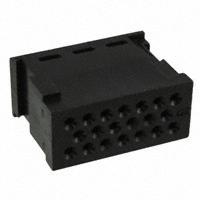 TE Connectivity AMP Connectors - 1648468-1 - CONN PWR RCPT 20POS CONT SIZE 20