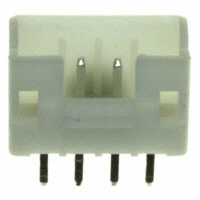 TE Connectivity AMP Connectors - 1735446-4 - CONN HEADER 4PS 2MM VERT W/LATCH
