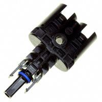 TE Connectivity AMP Connectors - 1740277-2 - CONN T-BRANCH F-M MINUS KEYED