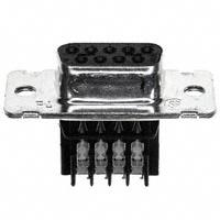 TE Connectivity AMP Connectors - 1-745491-8 - CONN D-SUB RCPT 9POS STR IDC