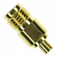 TE Connectivity AMP Connectors - 1775230-1 - CONN ADAPT UMC PLUG TO SMA JACK