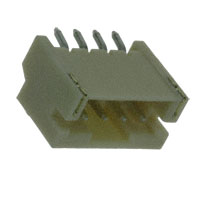 TE Connectivity AMP Connectors - 1775469-4 - CONN HEADER 4POS 2MM R/A SMD