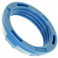 TE Connectivity AMP Connectors - 1811448-5 - CONN FRONT NUT BLUE
