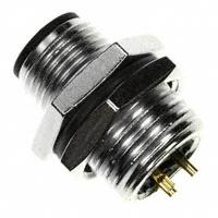 TE Connectivity AMP Connectors - 1838893-1 - CONN MALE M12 3POS SOLDER STR