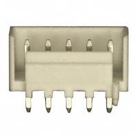 TE Connectivity AMP Connectors - 1877285-5 - CONN HEADER 5POS STR .156 TIN