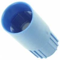 TE Connectivity AMP Connectors - 1877841-5 - CONN BACK NUT BLUE