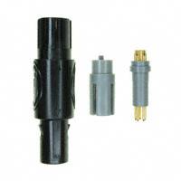 TE Connectivity AMP Connectors - 1877845-3 - PLUG 5POS 0 DEG BLK/BLK 2.7-3.9