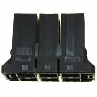 TE Connectivity AMP Connectors - 1-917807-3 - CONN RCPT 10.16 6POS DUAL KEY-XX