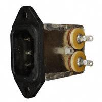TE Connectivity Corcom Filters - 6609014-2 - PWR ENT RCPT IEC320-C14 PNL SLDR
