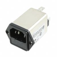 TE Connectivity Corcom Filters - 6609116-1 - PWR ENT MOD RCPT IEC320-C14 PNL