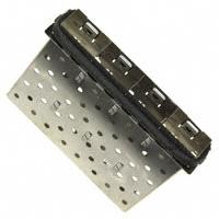 TE Connectivity AMP Connectors - 2007135-1 - CONN SFP+ CAGE 1X4 EMI GASKET