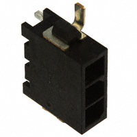 TE Connectivity AMP Connectors - 2029030-3 - CONN HEADER 3PS R/A SMD MICROMNL