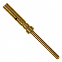TE Connectivity Aerospace, Defense and Marine - 206495-3 - CONN PIN 26-28AWG 50GOLD