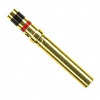 TE Connectivity Aerospace, Defense and Marine - 206795-3 - CONN SOCKET 26-28AWG CRIMP GOLD