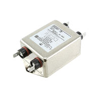 TE Connectivity Corcom Filters - 1-1609034-7 - LINE FILTER 250VDC/VAC 20A CHASS