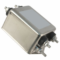 TE Connectivity Corcom Filters - 1-1609034-8 - LINE FILTER 250VDC/VAC 20A CHASS