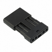 TE Connectivity AMP Connectors - 2106136-4 - CONN SSL RCPT HSG 4POS 3.5MM
