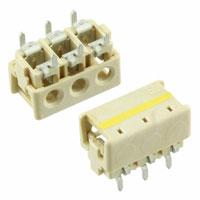 TE Connectivity AMP Connectors - 2106489-3 - CONN IDC HOUSING 3POS 18AWG T/H