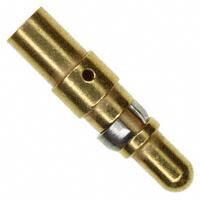 TE Connectivity Aerospace, Defense and Marine - 211159-2 - CONN PIN 10AWG CRIMP GOLD