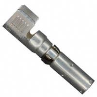 TE Connectivity AMP Connectors - 213843-1 - CONTACT SKT 8-10AWG CRIMP SILVER