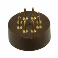 TE Connectivity AMP Connectors - 8058-1G49 - CONN TRANSIST TO-5 8POS GOLD