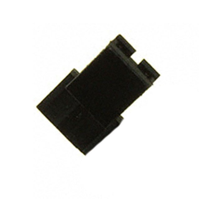 TE Connectivity AMP Connectors - 2-382811-1 - SHUNT ECONOMY 2POS .100 TIN