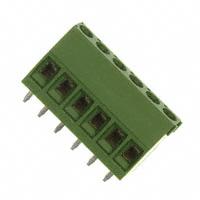 TE Connectivity AMP Connectors - 284392-6 - TERM BLOCK 6POS SIDE ENT 3.81MM