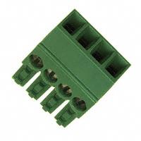 TE Connectivity AMP Connectors - 284506-4 - TERM BLOCK PLUG 4POS STR 3.5MM