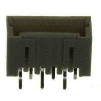 TE Connectivity AMP Connectors - 292207-6 - CONN HEADER 6POS VERT 1.5MM TIN