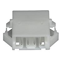 TE Connectivity AMP Connectors - 292254-4 - CONN HEADER 4POS 2MM TIN PANEL