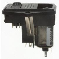 TE Connectivity Corcom Filters - 2EDL1S - PWR ENT MOD RCPT IEC320-C14 PNL