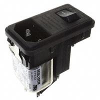 TE Connectivity Corcom Filters - 2EDL1SCM - PWR ENT MOD RCPT IEC320-C14 PNL