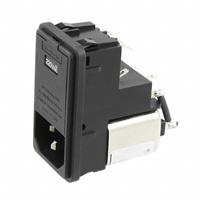TE Connectivity Corcom Filters - 2EDL4CM - PWR ENT MOD RCPT IEC320-C14 PNL