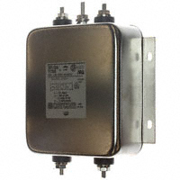 TE Connectivity Corcom Filters - 30VB6 - LINE FILTER 250VAC 30A CHASS MNT