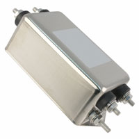 TE Connectivity Corcom Filters - 2-1609034-2 - LINE FILTER 250VDC/VAC 30A CHASS