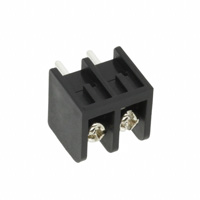 "TE Connectivity AMP Connectors - 3PCV-02-006 - CONN BARRIER STRIP 2CIRC 0.25"""