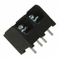 "TE Connectivity AMP Connectors - 6DBL-02-006 - CONN BARRIER STRIP 2CIRC 0.375"""