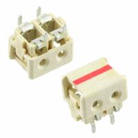 TE Connectivity AMP Connectors - 3-2106751-2 - CONN IDC HOUSING 2POS 24AWG T/H