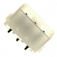 TE Connectivity AMP Connectors - 350541-1 - CONN HEADER 3POS VERT .200 TIN