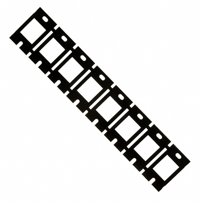 TE Connectivity Potter & Brumfield Relays - 37D633 - MOUNTING STRIP SOCKET 8POLES