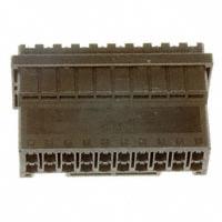 TE Connectivity AMP Connectors - 3-917242-8 - CONN HOUSING TAB 20POS DUAL FREE